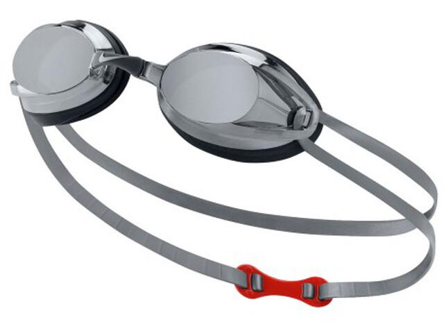 c1373b93db Nike Swim Remora Gafas de natación, silver/metallic   Bikester.es